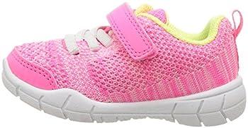 Carter's Baby Ultrex Boy's & Girl's Lightweight Sneaker, Pink, 6 M Us Toddler 4
