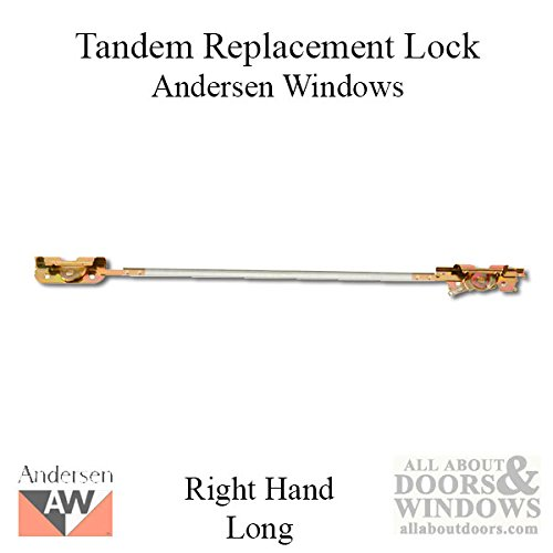 Andersen Tandem Sash Lock Right Hand for Tall Unit 1999 to Present ()