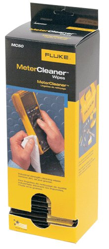 Fluke MC50 MeterCleaner Wipe (Pack of 50)