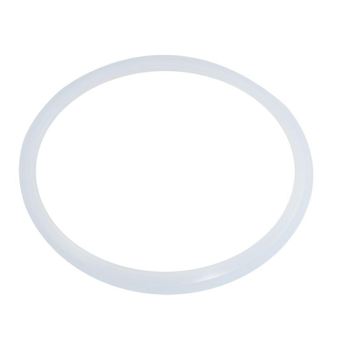 Kitchen caoutchouc de Joint Joint pour Autocuiseur-Bleu clair - 18 cm x 20 cm Sourcingmap a12121300ux0026