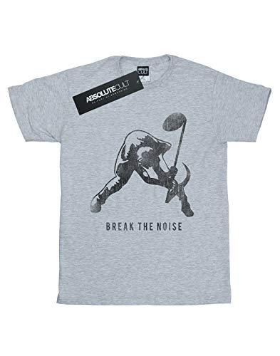 The Break Deporte Novio Absolute Drewbacca Gris Noise Cult Mujer Fit Camiseta Del qwgwCxIfA