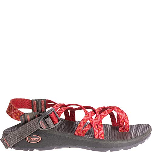 Chaco Z/Cloud X2 Sandal - Women's Fabric Peach, 10.0