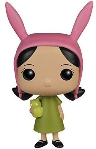 amazon com funko pop animation bob s burgers louise action figure