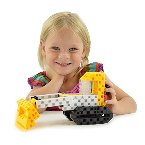 Toys For Boys Age 19 : Click a brick toys mighty machines pc stem learning