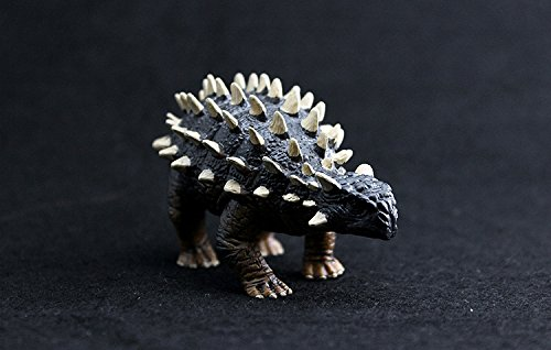 1 PCS Ankylosaurus Plastic Dinosaur Toys Model Action Figures Boys Gift for Children Size 14 cm