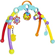Playgro 0185475 Fold and Go Playgym STEM babygym for Baby Infant Toddler