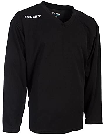 518a6c0a Bauer 200 Series Ice Hockey Practice Jersey Tee Shirt - Senior