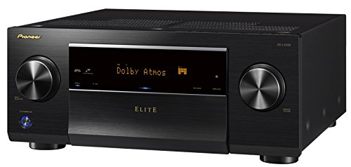 Pioneer Elite Audio & Video Component Receiver black (SC-LX502)