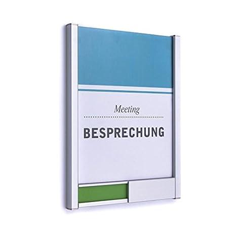 Cartel para puerta Klassik 133/170 - con libre/ocupado ...