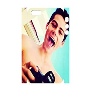 iphone5s Phone Case White Dylan O'brien WQ5RT7434214