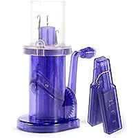 Weaver tejer herramienta, 14x 9,5cm azul fácil