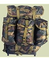 gi style large camouflage alice pack wframe