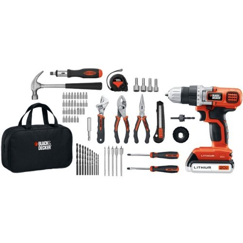 Black & Decker Adjustable Drill - 5