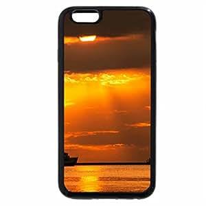 iPhone 6S / iPhone 6 Case (Black) Sunset