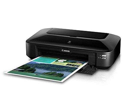 Canon Pixma IX6770 Colour WiFi Single-Function Inkjet Printer 58.4 x 31 x 15.9 cm Color-Black