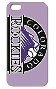 Tomhousmick design Colorado Rockies iPhone ipod touch4 Case Hard Silicone Case