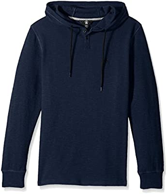 Volcom Murphy Indigo Hooded Thermal
