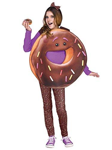 Donut Child Costume Medium