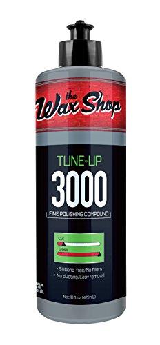 - the Wax Shop 50955 16 Ounces Tune-Up Fine Cut Polishing Compound-16oz