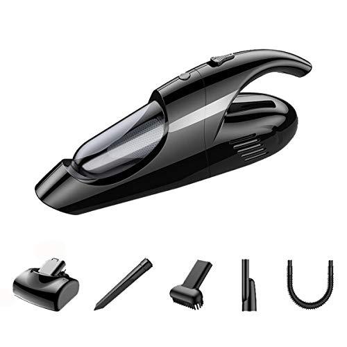 Nosterappou Aspirador de automóviles Coche con aspiración de gran potencia para automóviles de alta potencia, seco y...