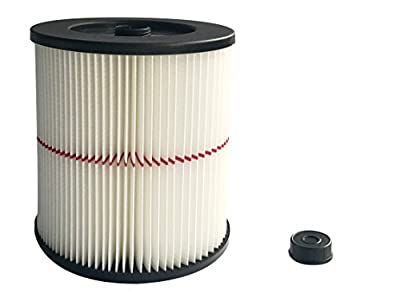 Super air Vacuum Cartridge Filter fits for craftsman 17816