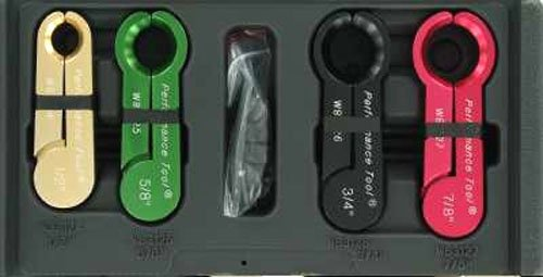 Performance Tool A/C and Fuel Line Disconnect Set