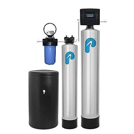Whole House Water Filter & Salt Softener Combo (1-3 Bathroom