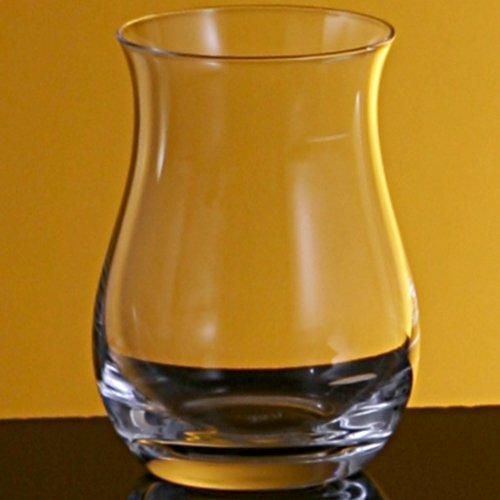 Bottega del Vino Crystal Whisky Tot, Set of 4 by Bottega del Vino