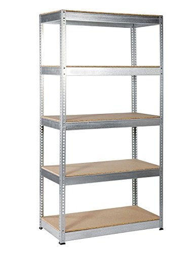 avasco Industries SA   Metal Etagere 5 Tab Wood raxa Power 175
