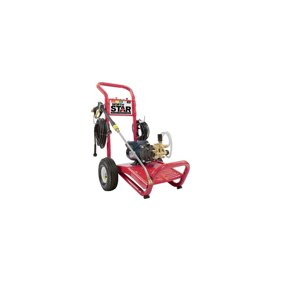 NorthStar Electric Cold Water Pressure Washer   1700 PSI, 1.5 GPM, 120 Volt