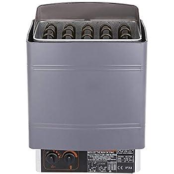 Coasts AM90MI 9 kW Wet and Dry Sauna Heater Inner Controller for Spa Sauna Room