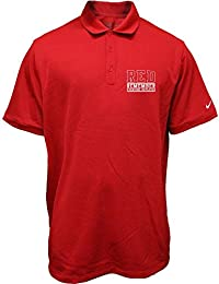 Nike Golf Dri-Fit Remember Everyone Deployed Embroidered Polo Shirt