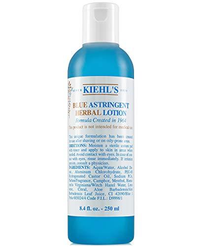 Kiehl s Since 1851 Blue Astringent Herbal Lotion (8.4 - Toner Herbal Astringent