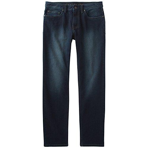 prAna Manchester Jean 32 inseam Pants, Dark Indigo, Size - Manchester The Hut
