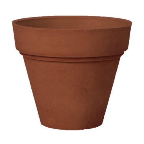 Arcadia PSW OT41TC Traditional Pot, 16 by 13.5-Inch, Terra Cotta