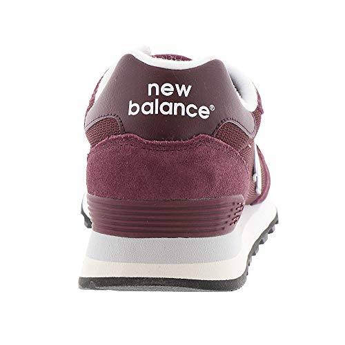 Lifestyle Sneaker Silver Burgundy Men's Lifestyle Balance Sneaker Fashion New Pack Mink Core 515 vXO0xq4
