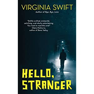 Hello, Stranger (Mustang Sally Mysteries)