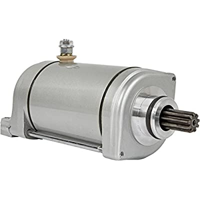 DB Electrical SMU0496 HD Starter For Bombardier Atv Ds650 Baja Ds650X 2000-2007 420-294-351, 711-294-351, 228000-6900: Automotive