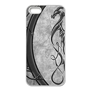 HWGL Artistic horse pattern artware Cell Phone Case for Iphone 5s
