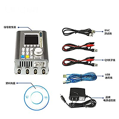 SHIJING JDS2900 60MHz Digital Control Dual Channel DDS Function Signal Generator