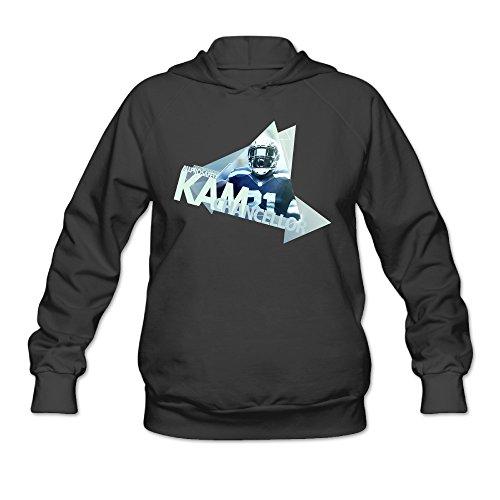 (ShowTime Bam Bam Kam Women's Comfort Sweatshirt Black S)