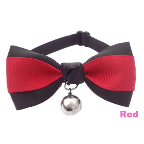 Colour Braid Pet Bowtie Collar Necktie Various Styles