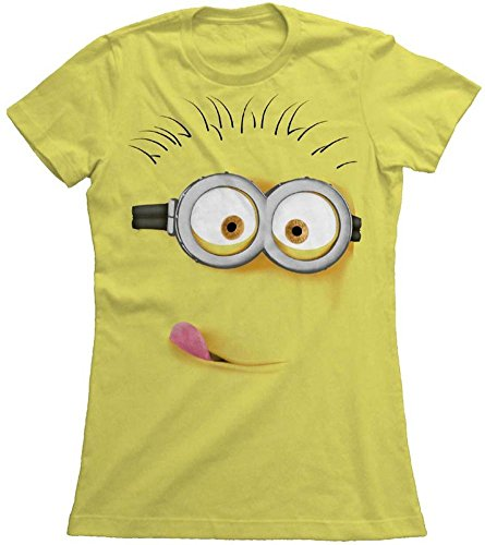 Juniors T-Shirt - Despicable Me - Silly Minion, Size -
