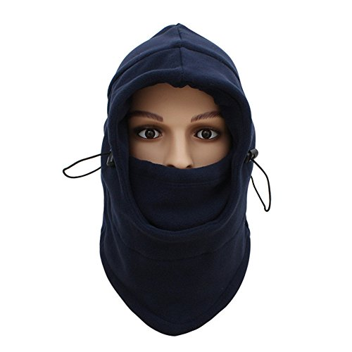 [West Biking Adjustable Thermal Bike Cycling Balaclava Scarf Outdoor Protecting Bicycle Face Mask (Blue)] (Ltd Paintball Pants)