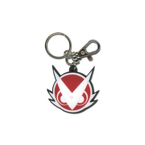 Digimon Fusioen corazoen de la cruz emblema Llavero de Goma ...