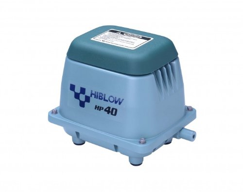 Hiblow HP 40 Septic Tank Air Pump by Hiblow