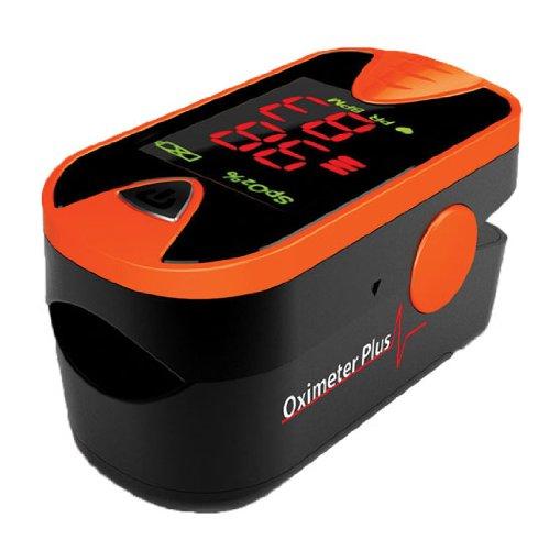 Oxi-Go QuickCheck Sports and Aviation Finger-Unit Spot Check Pulse Oximeter
