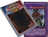 Yu Gi Oh : EOJ-EN035 Unlimited Edition Elemental Hero Wild Wingman Super Rare Card - ( Enemy of Justice YuGiOh Single Card ) by Deckboosters