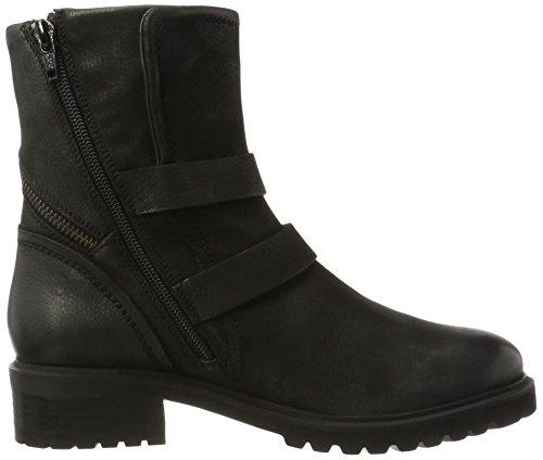 Motardes black Bottes Femme Liam 01001 Noir Boot Ankle Pms qBwaPRIw