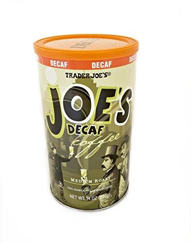 Cinderella Movie Treat Bag (Trader Joe's Medium Roast 100% Arabica Whole Bean DECAF Coffee - 14oz (397g))